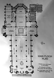 Floor Plan Of The Monreale Cathedral Pictures  Getty ImagesCathedral Floor Plans