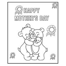 Printable mother´s day coloring pages, coloring sheets and pictures for kids, children. Top 20 Free Printable Mother S Day Coloring Pages Online
