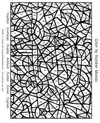 Small Picture Classy Design Printable Mosaic Coloring Pages Top 20 Free