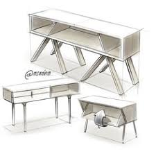 Image Portfolio Furniture Sketchbook 2016 Rendering Drawingdrawing Interiorinterior Sketchcabinet Designindustrial Pinterest 144 Best Furniture Sketching Images Product Design Sketches Drawings