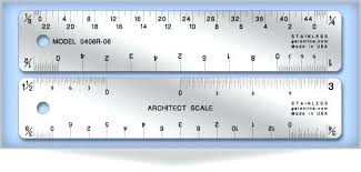 Metric Architectural Scale Makebook