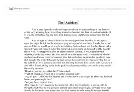 narrative essay on car accident personal narrative essay on car accident