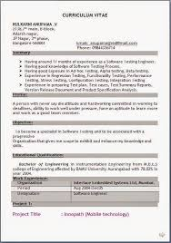 Resume Model Mesmerizing Gallery Of Latest Resume Model Model Resume Examples Resume