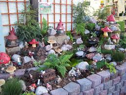 Large Fairy Garden ...