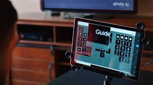 Comcasts Xfinity X1 Eye Tracking Remote Lets You Control A