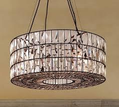 great mercury glass chandelier with mercury glass chandelier