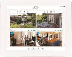 A free app lets the Arlo VMS3330 show multiple camera views on your smart device. Pro Home Security Camera System One HD, 100% wire-free indoor