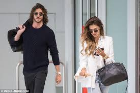 Delta goodrem is on facebook. Delta Goodrem And Boyfriend Matthew Copley Jet Into Melbourne Daily Mail Online