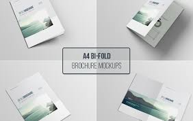 Two Page Brochure Template 10 Adobe Indesign Corporate Brochure Templates For Promoting Your