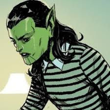 Ivy Warner (Character) - Comic Vine