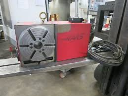 Haas Rotary Fit Chart Haas Hrt 210 Programmable Rotary Table Brush Type Drive Ebay