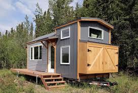 diy house plans. Modren Diy A Modern Rustic Tiny House In The Woods On Diy House Plans N
