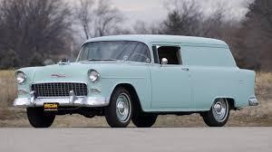 1955 Chevrolet Sedan Delivery | W199 | Kissimmee 2012