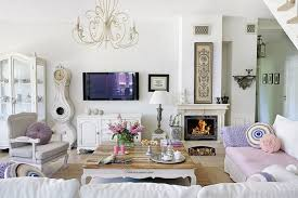 shabby chic living room furniture. Shab Chic Style Interior Decoration Ideas Shabby Living Room Furniture