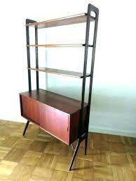 mid century modern bookcase credenza bookshelf mid century modern bookcase danish bookshelves bookshelf credenza home organization