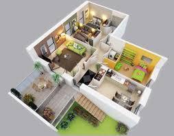 3 Bedroom Home Design Plans Simple Decorating Ideas