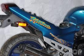 suzuki katana gsxf gsxf service manual cyclepedia suzuki katana 600 gsx 750 bodywork removal and install