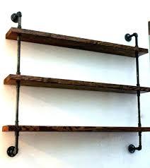 metal wall shelves wood and metal shelves wood and metal wall shelves decorative metal shelves wall