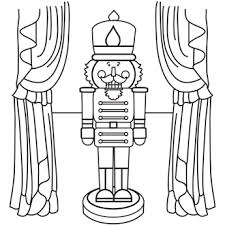 Small Picture Nutcracker Coloring Page Free Christmas Recipes Coloring Pages