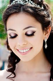 glamorous wedding makeup glamour makeup for wedding retro glamour wedding makeup and hair