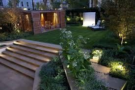 Outside Garden Design Image