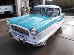 Best Nash Rambler Images On Pinterest Vintage Cars