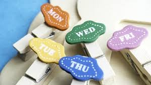 French Days Of The Week What Are The French Days Of The Week 3 Tricks To Learn Them