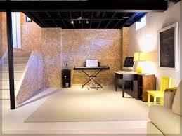 cheap basement finishing ideas. Fine Finishing Unfinished Basement Ideas DIY Intended Cheap Finishing