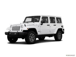jeep rubicon 2015 white.  Jeep 2015 Jeep Wrangler Unlimited Vehicle Photo In Wichita KS 67209 With Rubicon White