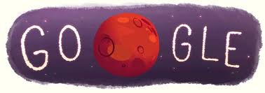 A <b>charming</b>, water-sipping <b>Mars</b> gets its own Google Doodle ...
