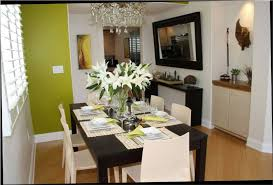 kitchen and dining room decor small dining room decorating ideas impressive on small dining room