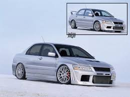 Lancer EVO Modified by nouseforaname on DeviantArt