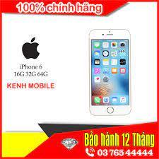 Điện thoại iphone 6 QUỐC TẾ 16-64GB bản quốc tế và lock