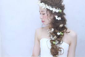 自分でできる結婚式の華やか簡単髪型カタログhair