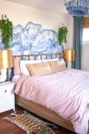 the ideas for pink bedding