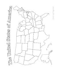 Map Of The World Coloring Page Childrens World Map Coloring Page