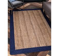 5 x 8 braided jute rug