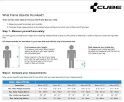 Cube Road Bike Size Chart Cube 2018 Attain Sl Disc Black Road Bike