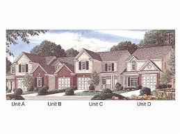 townhouse floor plans. Plan 011M-0002 Townhouse Floor Plans