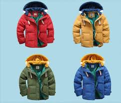 4 10yrs korean boys blue winter coats jacket kids casual jackets boys thick winter jacket 4color boy winter coat