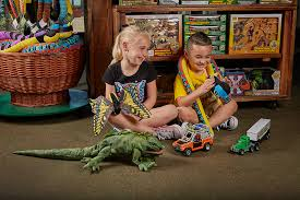 photo of children playing with toys