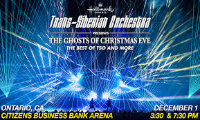 Trans Siberian Orchestra The Ghosts Of Christmas Eve