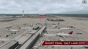 Kslc Approach Charts Kslc To Kabq X Plane 11 Flight Factor 767 Short Final Slc