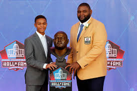 Orlando Pace became Hall of Famer in St ...