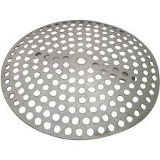 amazing shower drain cover with danco hair catcher for stand alone chrome 10529