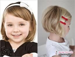 Jak Udělat účes Pro Dívky Pro Krátké Vlasy Baby účes Pro Krátké