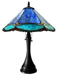 light blue stained glass id details about 2 light table lamp id light blue stained glass