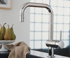 Grohe Kitchen Faucet the new Minta modern faucet