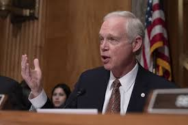 Ron Johnson Fails to Defend President Trump on Ukraine Aid Quid Pro Quo