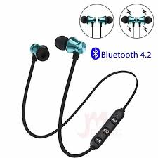 <b>XT11 Magnetic Wireless</b> Bluetooth Earphone - Amournova.com ...